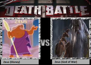 Death Battle Zeus vs Zeus