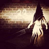 Pyramid Head Icon by Dax79