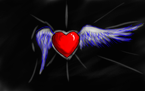 Winged Heart by BlueGent
