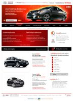website layout 71 by webgraphix