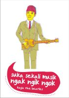 soekarno vs beatles by titoyusuf