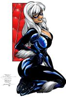 Black Cat - Dodson by Rollbiwan