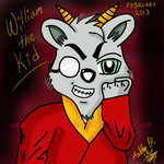 +William the Kid+ by Fantasy-Fashionista