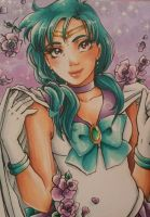 ACEO #49: Sailor Zeta by Toto-the-cat
