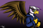 Kallisti III Art Request - Trunky Gilda by jamescorck