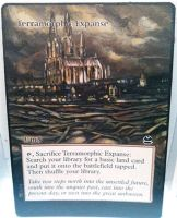 Magic Alteration: Terramorphic Expanse by Ondal-the-Fool