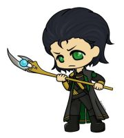 Loki by QwikSylverShadows