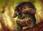 Rotted Hystrix by DaveAllsop