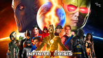 JUSTICE LEAGUE INFINITE CRISIS by Redhood2343