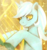 Lyra Heartstrings by kirayuki