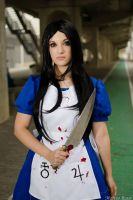 Alice Madness Returns Cosplay by LittleTomomi