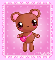 Teddykins by Princess-Peachie