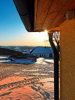 Sunny winter afternoon at the farm by patrickjobst