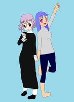 Crona and Amanda new couple ^^ by kisshugirl