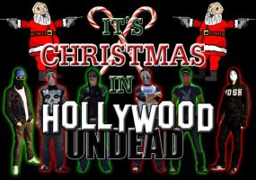 Christmas In Hollywood by AubreeK