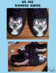 Custom Si and Am shoes by Miss-Melis
