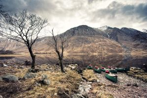 Loch Etive for free by rafalhyps