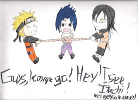 The Truth about the Beginning of Naruto Shippuden by BirdMan-Hwah