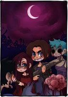ZOMBIES! by emi-ku