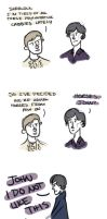 Sherlock Does Not Like Horses by aidanabet