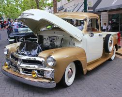 Tutone Chevy Truck by StallionDesigns