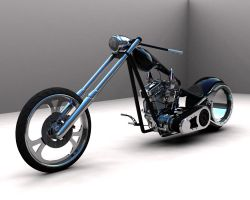 Black Chopper 2 by scogs