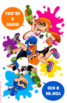 Splatoon by Kirokokori