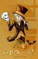 Mad Hatter chibs by shakusaurus