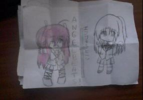 Angel Beats (Bad quality) by neckanome4