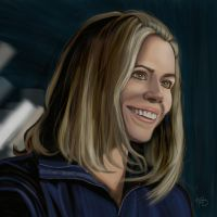 Rose - Billie Piper by DigitalGreen
