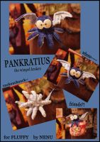 Pankratius the winged kraken by Nenu