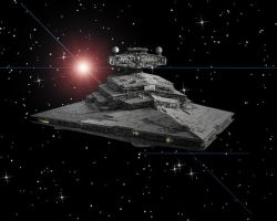 Star Destroyer 2 by Kwindu