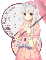 MM: For lovely Reiko-chan by Amacchu