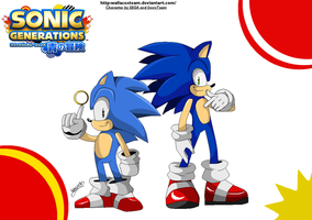 Sonic Generations by wallacexteam