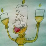 Lumiere by LOZRocksmysocks77