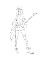 [WIP] Steampunk style by SunakoProduction
