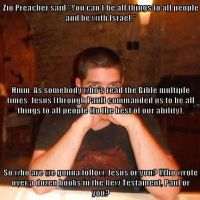 John Hagee is toxic by ACEnBEAKY