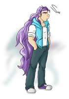 Sine the Suicune by Rochejii