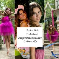 Paulina Goto Photoshoot by CrazyPhotopacks