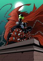 Spawn by Luislo