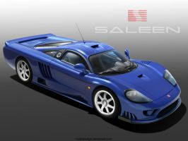Saleen S7 Twin Turbo by MobileSuitGio