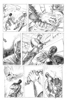 Dr. Mid-Nite Pencils Pg 2 by craigcermak