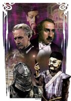 Jago and Litefoot by jlfletch