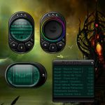 BDR - Winamp 5 skin by vica