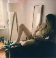 Pierrine, june/polaroid -1 by Who-Is-Chill