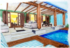 Exterior rendering? by rodbenson