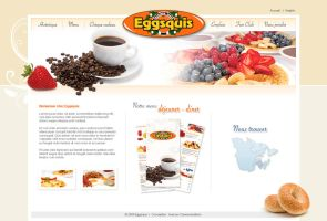 Eggsquis web site by neverdying