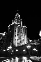 Moscow State University by HaeMa