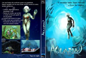 Cover art - Aquaria by GuiI23
