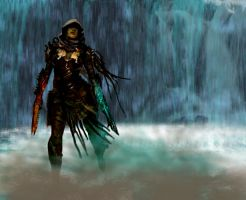 Guild Wars 2 Thief in the mist by Nightseye